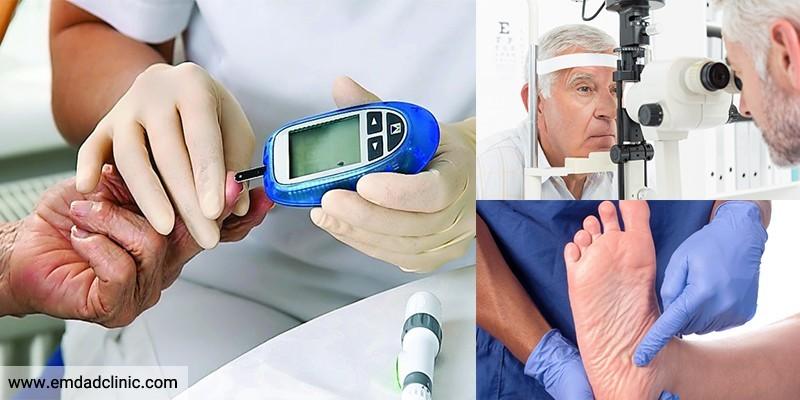 آیا سالمند دیابتی به مراقبت های ویژه ای نیازمند است؟