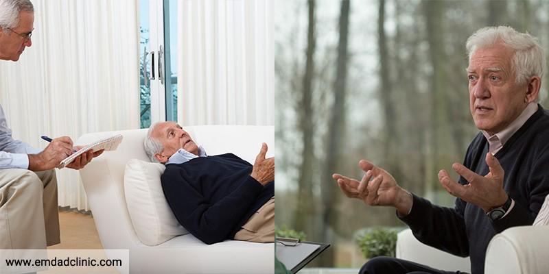 اختلال اضطراب فراگیر در سالمندان