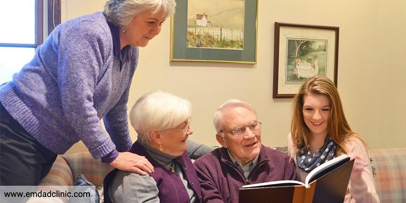 تاثیرات خاطره گویی بر سلامت روان سالمندان