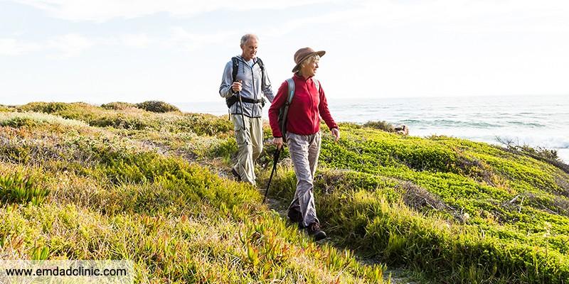 اهمیت داشتن فعالیت بدنی منظم در سالمندان