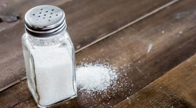 فشار خون بالا و مصرف نمک