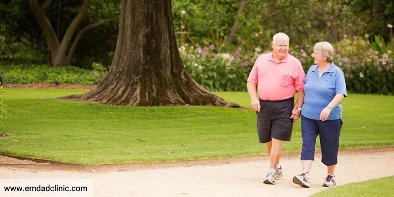 پیام های اساسی برای حفظ سلامت سالمندان