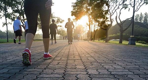 فواید پیاده روی برای تناسب اندام