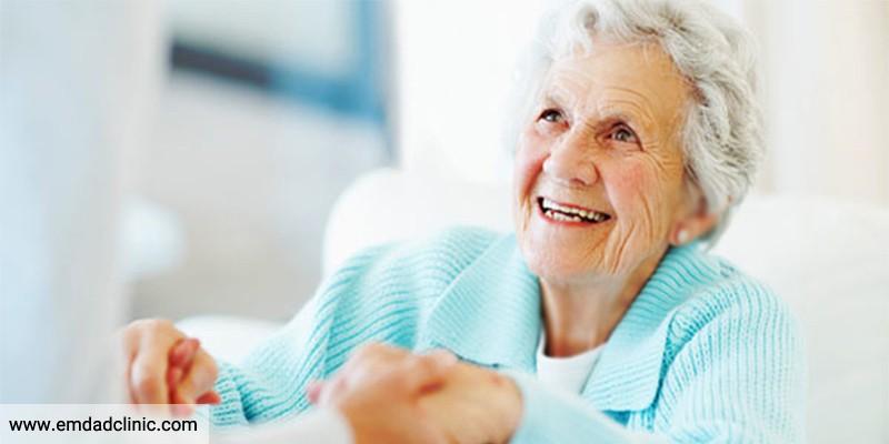 اصول برقراری ارتباط با بیمار مبتلا به آلزایمر