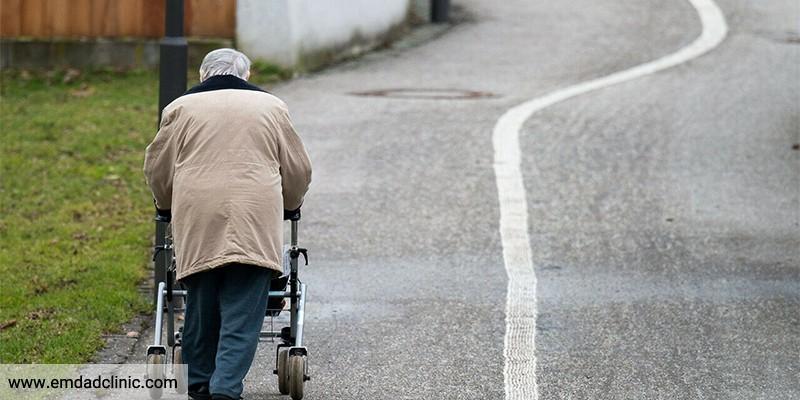 فقر در دوران سالمندی
