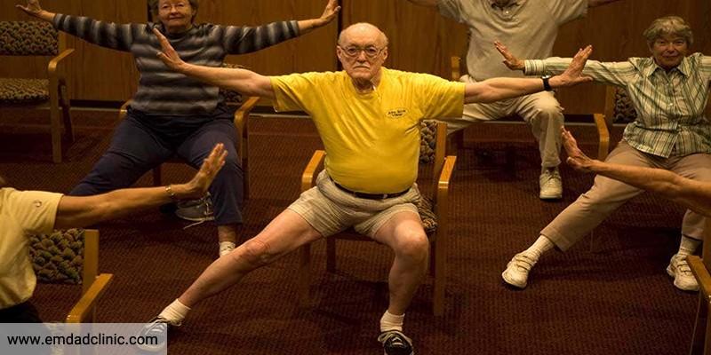 تعادل در سالمندان