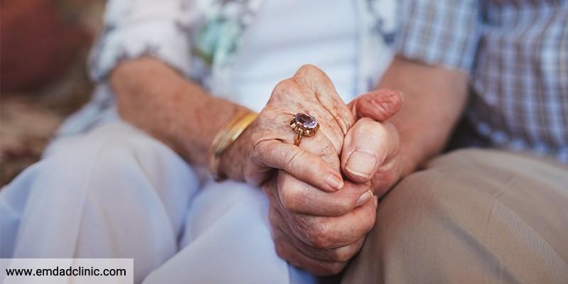 رابطه ی جنسی در سالمندان