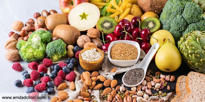 فیبر غذایی و اثرات آن