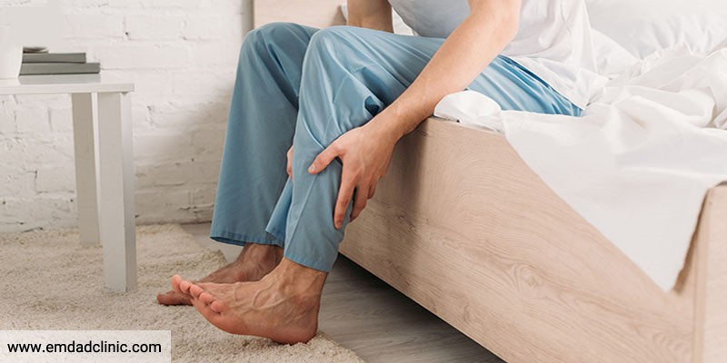 سندرم پای بی قرار و تاثیر آن بر افسردگی